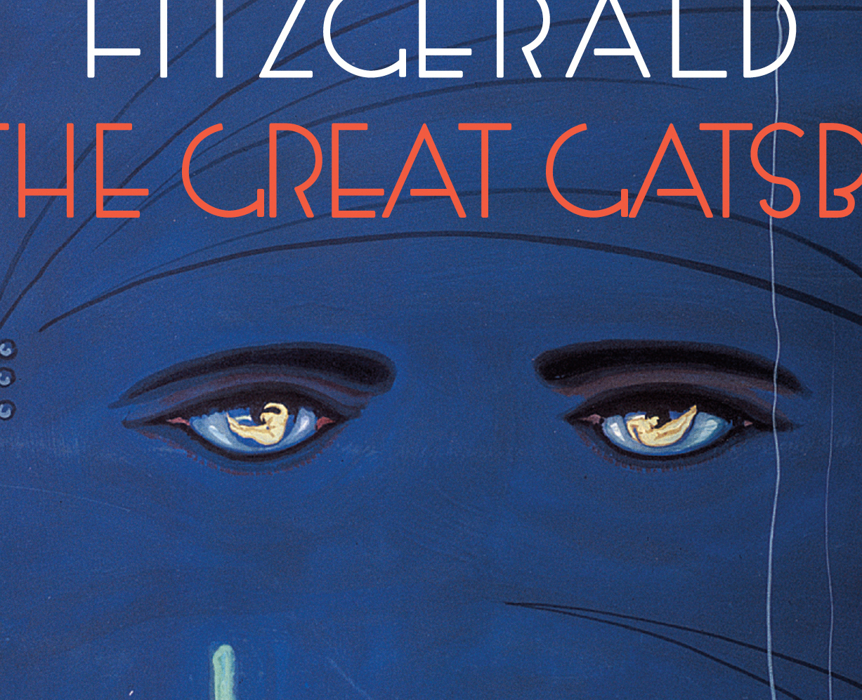 the great gatsby their eyes were Students read the novel their eyes were watching god by zora neale  students read the great gatsby and other literature that explores the notion of the american.